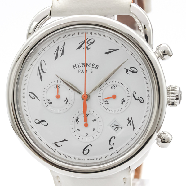 Hermes Harneis Automatic Stainless Steel Men's Sports Watch AR4.910