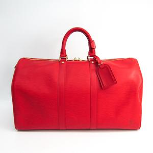 ルイ・ヴィトン(Louis Vuitton) エピ キーポル45 M5906E レディース ボストンバッグ ルージュ