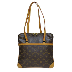 Auth Louis Vuitton Monogram M51141 Kusan GM Shoulder Bag