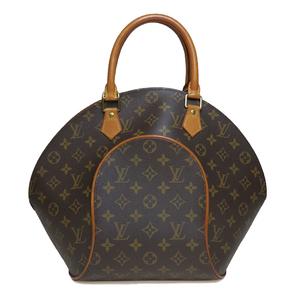 Auth Louis Vuitton Monogram M51126 Ellipse MM Handbag