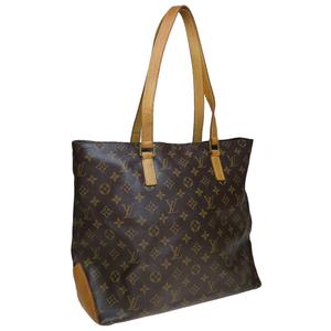 Auth Louis Vuitton Monogram M51151 Tote Bag