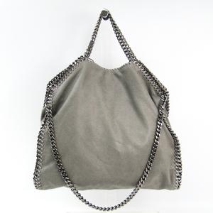 Stella McCartney 234387 W9132 Women's Polyester Handbag Gray