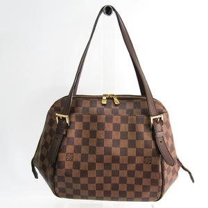 ルイ・ヴィトン(Louis Vuitton) ダミエ ベレムMM N51174 レディース ショルダーバッグ エベヌ