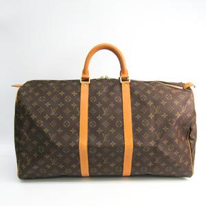 ルイ・ヴィトン(Louis Vuitton) モノグラム キーポル55 M41424 レディース ボストンバッグ モノグラム