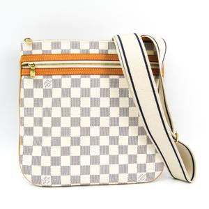 ルイ・ヴィトン(Louis Vuitton) ダミエ ポシェット・ボスフォール N51112 レディース ショルダーバッグ アズール