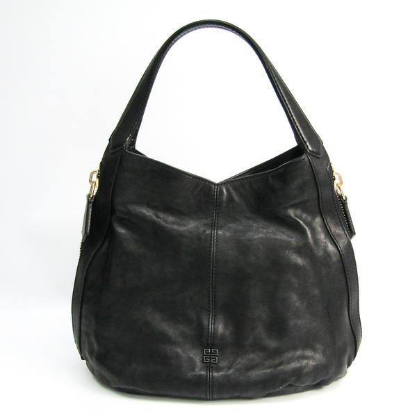 ジバンシィ(Givenchy) TINHAN BAG MEDIUM SHOPPING 12G5022002 ユニセックス レザー ハンドバッグ ブラック