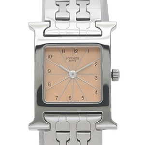 Hermes Heure H Quartz Stainless Steel Women's Casual Watch HH1.210