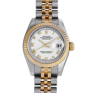 Rolex Datejust Automatic Stainless Steel,Yellow Gold (18K) Women's Luxury Watch 179173
