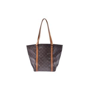 Louis Vuitton Monogram Sac Shopping M51108 Shoulder Bag Monogram