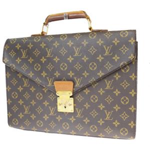 ルイ・ヴィトン(Louis Vuitton) モノグラム ポルトドキュマン バンドリエール M53338 ブリーフケース モノグラム