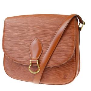ルイ・ヴィトン(Louis Vuitton) エピ サンクルー M52193 ショルダーバッグ ケニアンブラウン