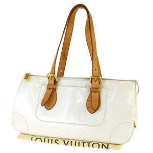 ルイ・ヴィトン(Louis Vuitton) モノグラム ヴェルニ ローズウッド アヴェニュー M93508 ショルダーバッグ ペルル