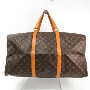 Louis Vuitton Monogram Sac Souple 55 M41622 Women's Boston Bag Monogram
