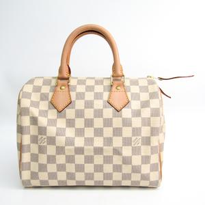 Louis Vuitton Damier Speedy 25 N41371 Women's Handbag Azur