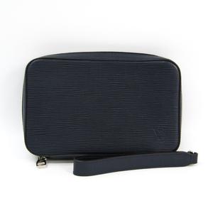 Louis Vuitton Epi Dandy Wallet M64001 Men's Epi Leather Wallet Navy Blue