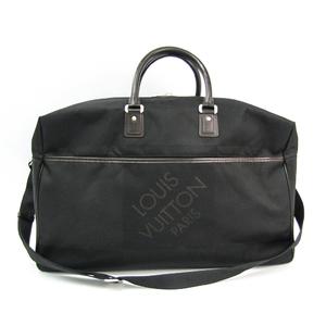 Louis Vuitton Damier Geant Svran M93227 Men's Boston Bag Noir