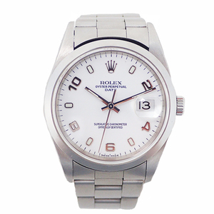 ROLEX Automatic Stainless Steel Mens Watch 15200