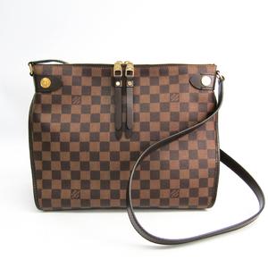 ルイ・ヴィトン(Louis Vuitton) ダミエ ドゥオモ N41425 レディース ショルダーバッグ エベヌ