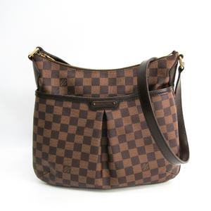 ルイ・ヴィトン(Louis Vuitton) ダミエ ブルームズペリPM N42251 ショルダーバッグ エベヌ