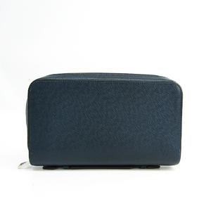 ルイ・ヴィトン(Louis Vuitton) タイガ ジッピーXL M44276 メンズ タイガ 長財布(二つ折り) ブルーマリーヌ