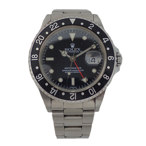 ROLEX GMT Master Automatic Stainless Steel Mens Watch 16700