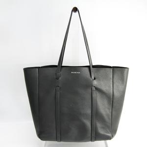 Balenciaga Everyday Tote S 475199 Women's Leather Tote Bag Gray