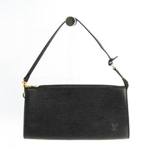 ルイ・ヴィトン(Louis Vuitton) エピ ポシェット・アクセソワール24 M52942 ハンドバッグ ノワール