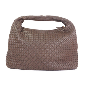 Bottega Veneta Shoulder bag Intrecciato Bag Leather brown