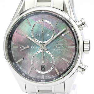 Tag Heuer Carrera Automatic Stainless Steel Men's Sports Watch CAR211D