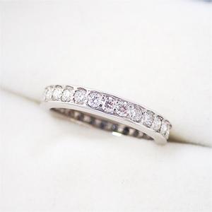 リング 指輪 Pt900 プラチナ ダイヤモンド ダイヤ 1.00ct 11号