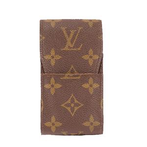 Louis Vuitton Monogram Cigarette Case Monogram Eteyui cigarette M63024