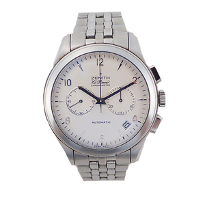 Zenith Class El Primero Automatic Stainless Steel Mens Watch 03.0510.4002