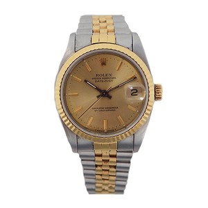 ROLEX  Datejust Automatic Stainless Steel