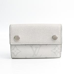 ルイ・ヴィトン(Louis Vuitton) タイガ ラマ ディスカバリーコンパクトウォレット M67621 メンズ タイガ,モノグラム 財布(三つ折り) ブロン