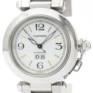 カルティエ(Cartier) パシャC 自動巻き ステンレススチール(SS) ユニセックス ドレスウォッチ W31044M7