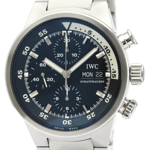 IWC Aquatimer Automatic Stainless Steel Men's Sports Watch IW371928