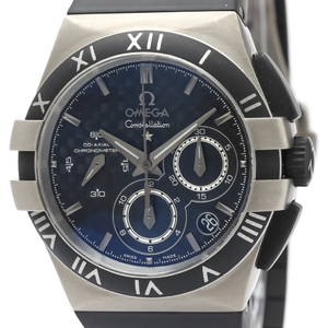 Omega Constellation Automatic Stainless Steel,Titanium Unisex Sports Watch 121.92.35.50.01.001