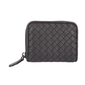 Bottega Veneta Intrecciato Coin Case Men/Women/Unisex Leather