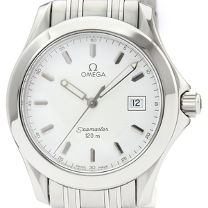 Omega Seamaster Quartz Stainless Steel Men's Sports Watch 2511.21