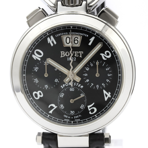 Bovet Sportster Automatic Stainless Steel Men's Sports Watch C803