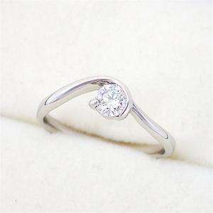 リング 指輪 Pt900 プラチナ ダイヤモンド0.30ct ダイヤ 11号