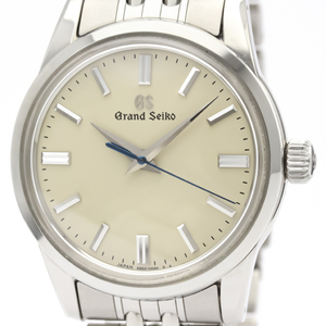 Seiko Grand Seiko Automatic Stainless Steel Men's Dress Watch SBGW235(9S64-00A0)