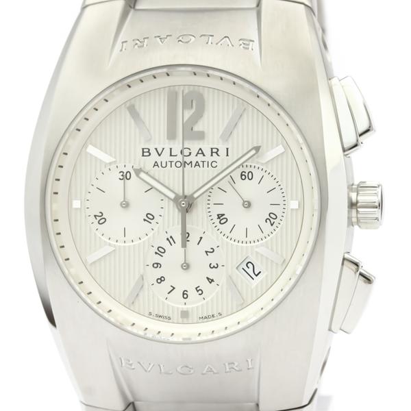 Bvlgari Ergon Automatic Stainless Steel Men's Sports Watch EG40SCH