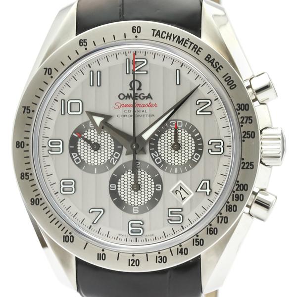 OMEGA Speedmaster Broad Arrow Steel Watch 321.13.44.50.02.001