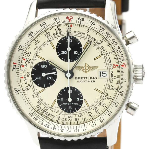 Breitling Navitimer Automatic Stainless Steel Men's Sports Watch A13019