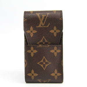 Louis Vuitton Cigarette Case Monogram Monogram Cigarette Case M63024