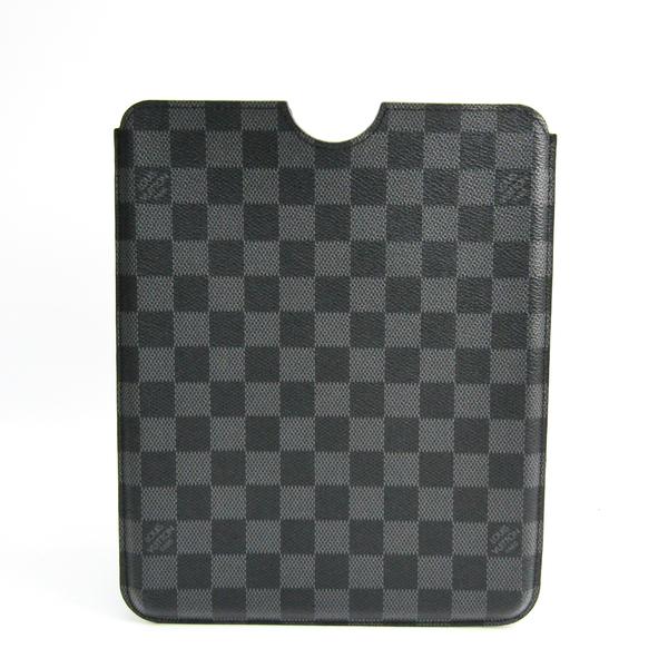 ルイ・ヴィトン(Louis Vuitton) ダミエ・グラフィット ダミエキャンバス プロテクションケース ダミエ・グラフィット N60033