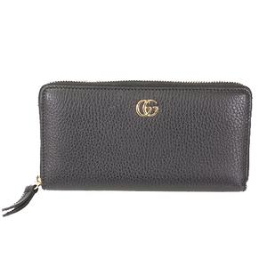 Auth Gucci  Bifold Long Wallet 456117 Women's Leather Long Wallet (bi-fold)