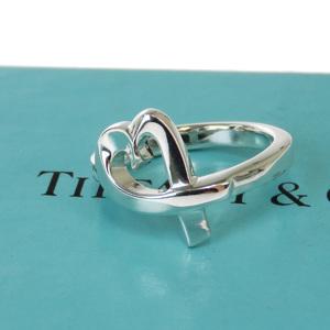 ティファニー(Tiffany) パロマピカソ サイズ6 スターリングシルバー925 指輪・リング シルバー
