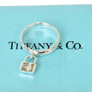 ティファニー(Tiffany) サイズ7 スターリングシルバー925 指輪・リング シルバー